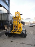 SPRAGUE C 142 PALETLİ SONDAJ MAKİNASI FULL